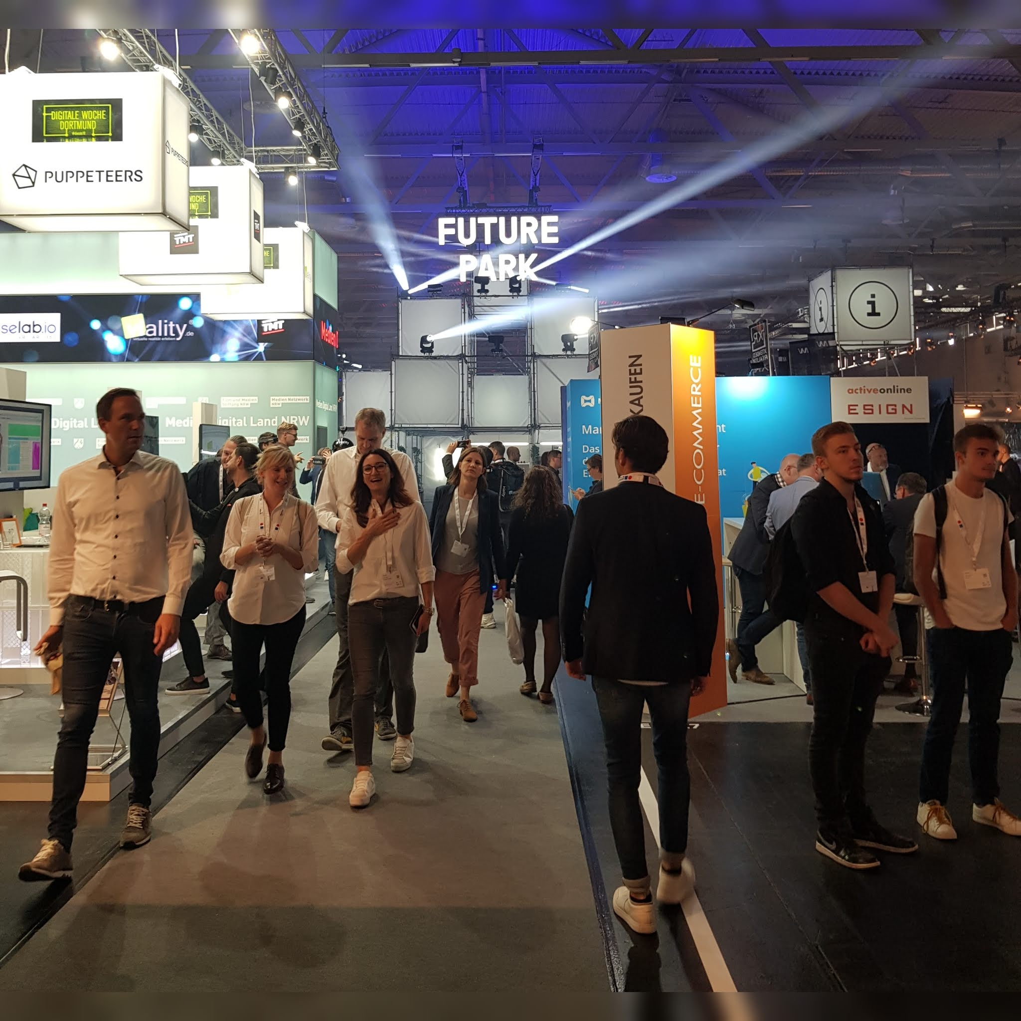 Big, Bigger, DMEXCO