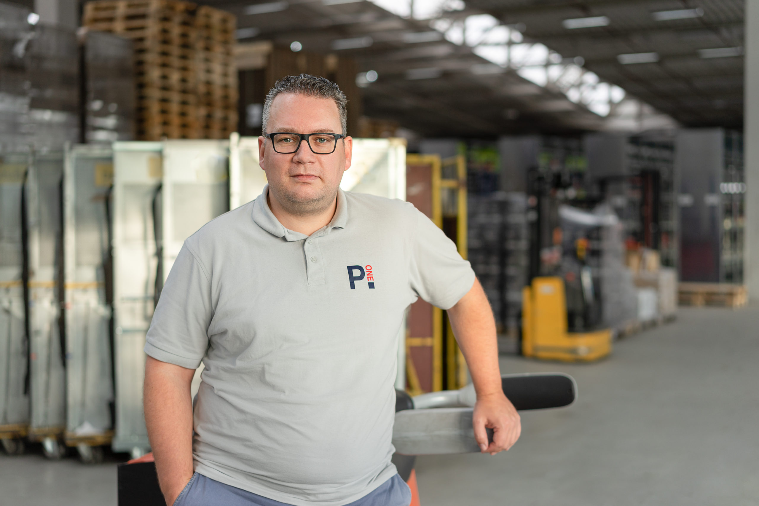 PARCEL.ONE CEO Micha Augstein